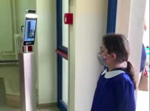 Aphel Smart Cam: screening anti covid-19 veloce e sicuro